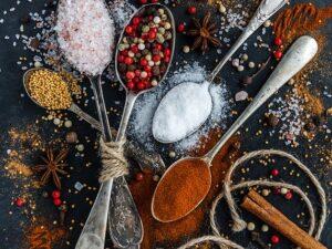 Condimentos que no deben faltar en tu cocina