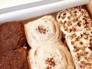 Cinnamon Rolls – Mix Box (x6)